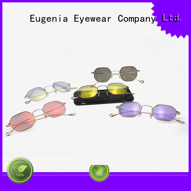 trendy custom sunglasses wholesale comfortable best factory price