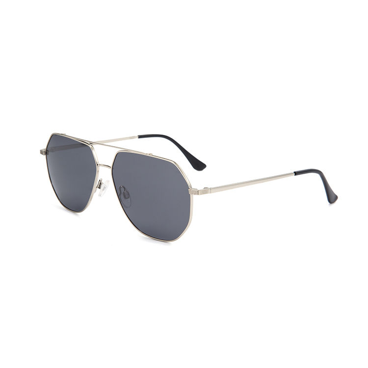 Aviator Square Round Styled Sunglasses