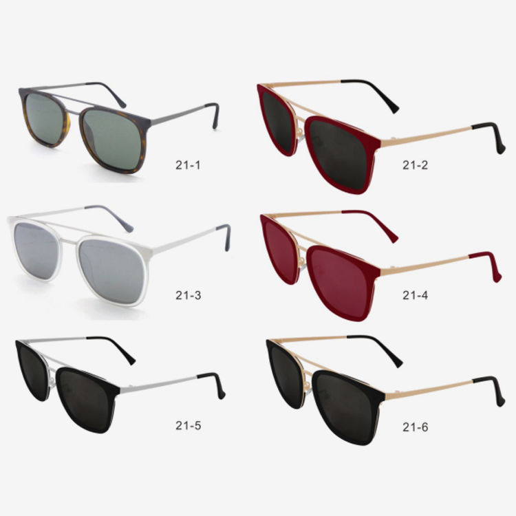Aviator Chic Light Weight Sunglasses