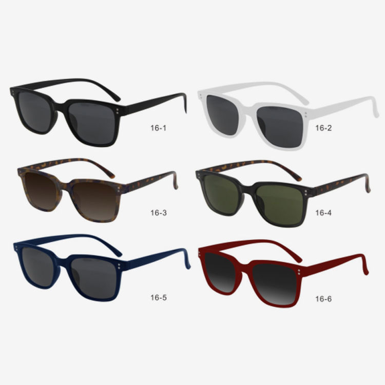 Classic Wayfarer Square Sunglasses