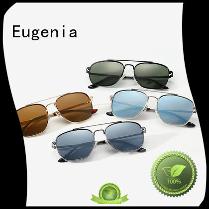 Eugenia colorful sunglasses in bulk clear lences fast delivery