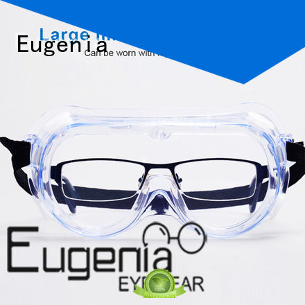 Eugenia protective goggles medical augmented manufacturing