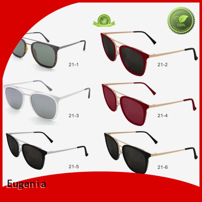 light-weight colorful sunglasses in bulk comfortable best factory price