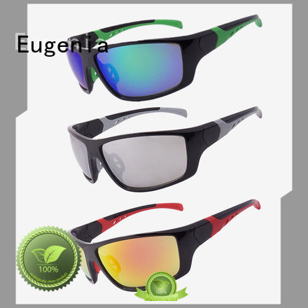 fashion athletic sunglasses double injection new arrival