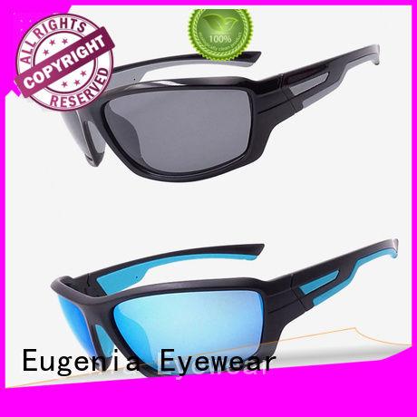 Eugenia vintage sport sunglasses protective anti sunlight