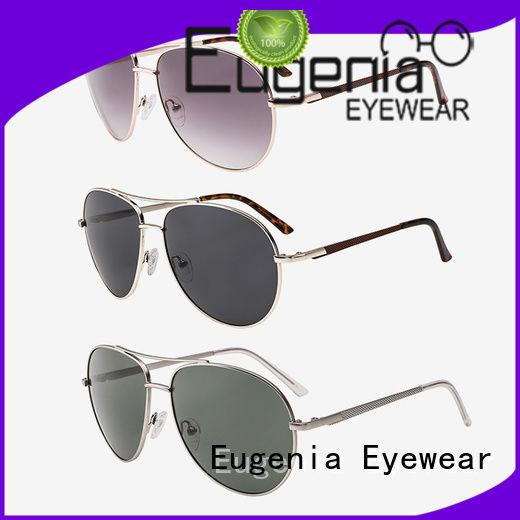 Eugenia trendy wholesale trendy sunglasses popular fashion