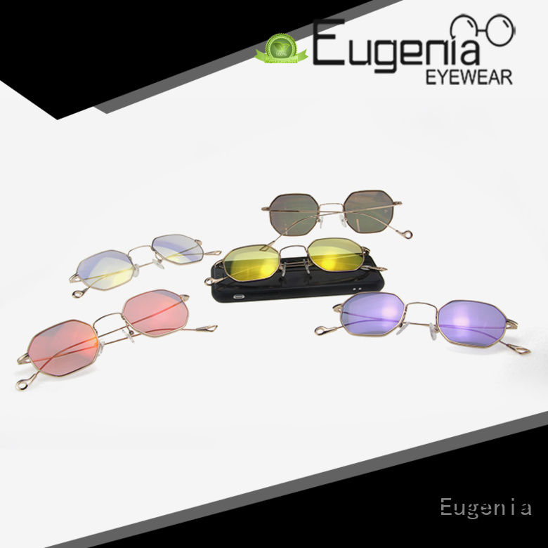 Eugenia classic wholesale trendy sunglasses popular fast delivery