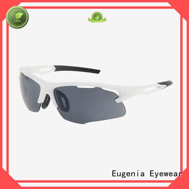 Eugenia sport sunglasses polarized double injection