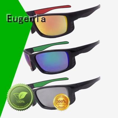 Eugenia sports sun glasses wholesale new arrival