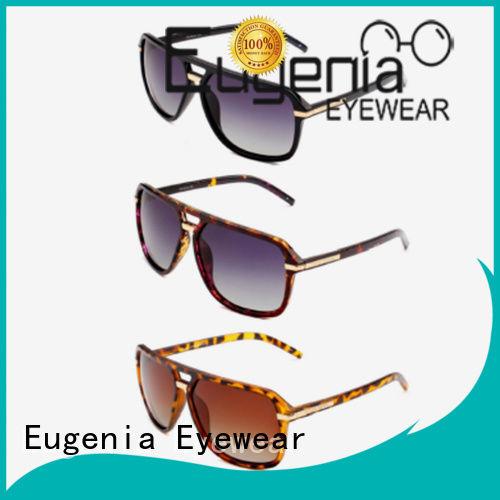 Eugenia custom sunglasses wholesale comfortable fashion