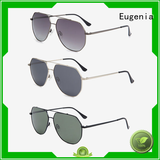 Eugenia sunglasses for active sports protective safe packaging