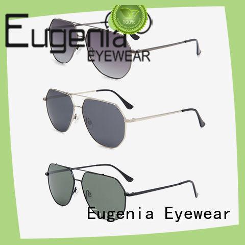 Eugenia fashion polarized cycling sunglasses wholesale anti sunlight