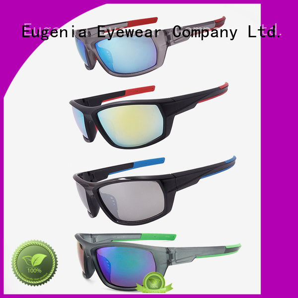 Eugenia sunglasses for active sports protective new arrival