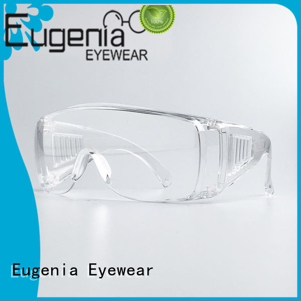 Eugenia eyes safety glasses augmented