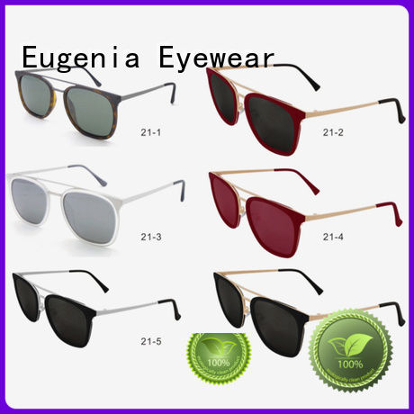 Eugenia protective wholesale sunglasses bulk comfortable best factory price