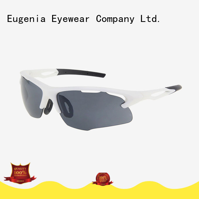 Eugenia big size polarized sport sunglasses wholesale protective anti sunlight
