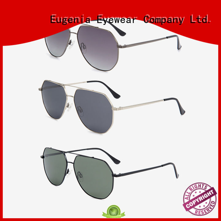 Eugenia high end sunglasses wholesale protective safe packaging