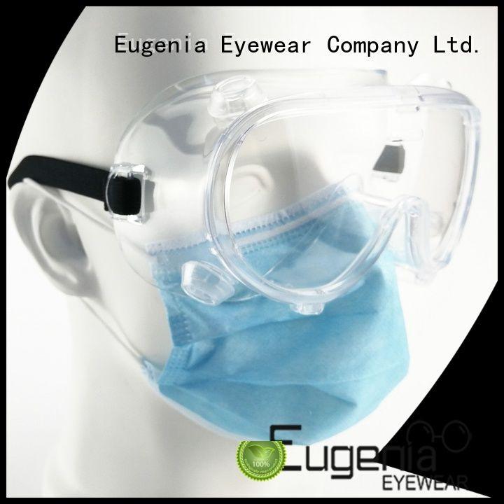 Eugenia protective eyewear goggles wholesale