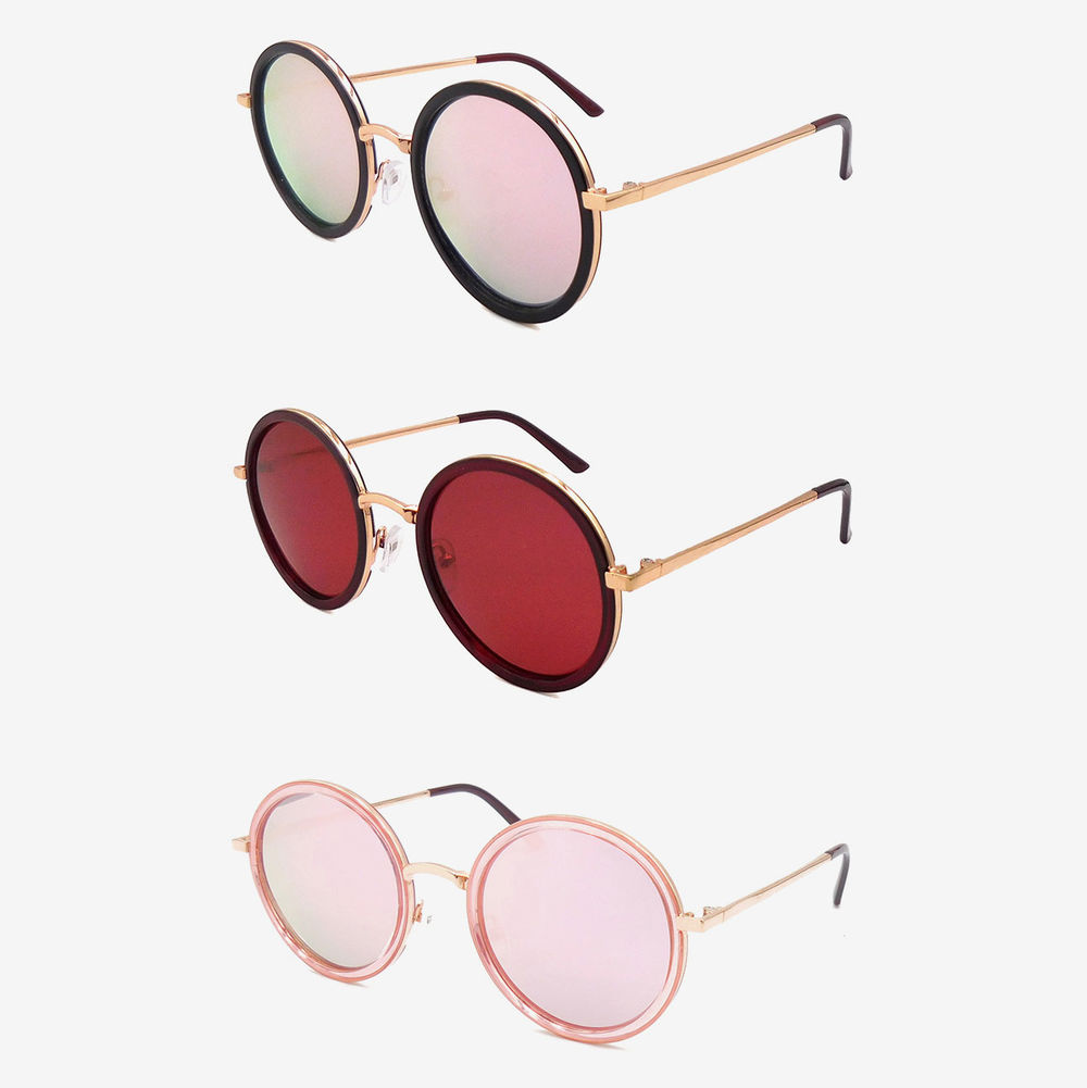 Timeless Fashion Round Sunglasses