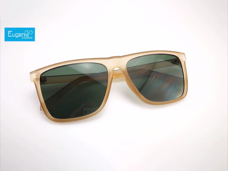 Oversize Fashion Square Sunglasses S15001