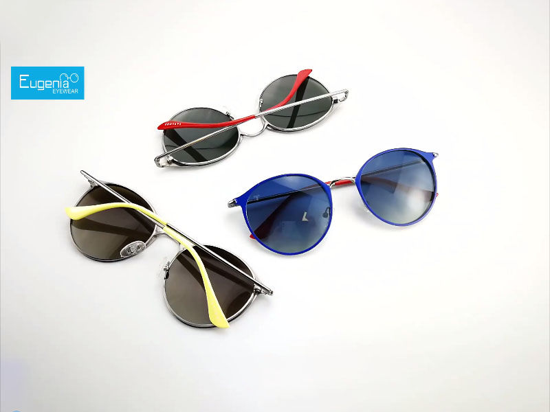 Newest Fashion Round Sunglasses YJ123