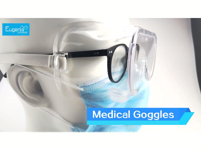 Daily Use Anti Fog Goggles YG001