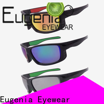 Eugenia fashion wholesale baseball sunglasses wholesale safe packaging