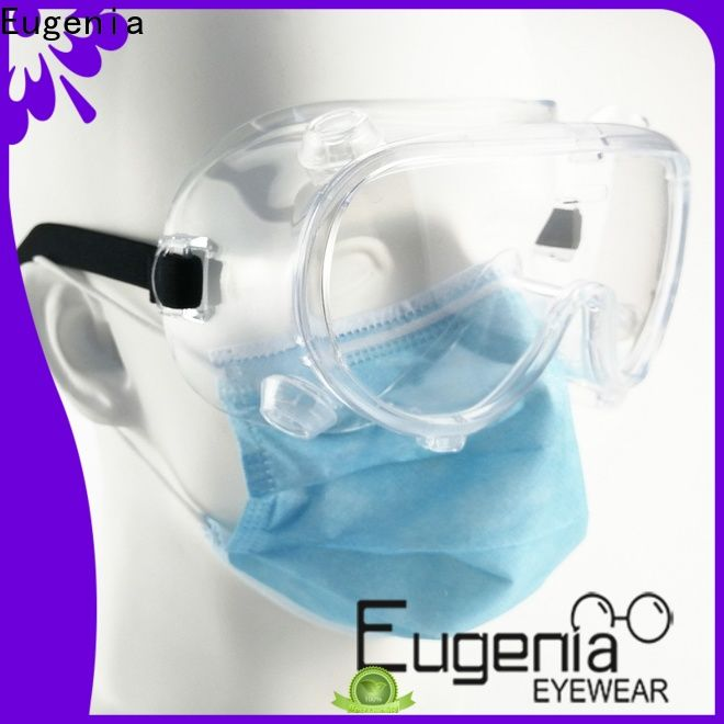 Eugenia antifog chem lab glasses 2020 top-selling fast delivery