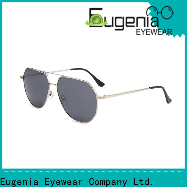 Eugenia trendy wholesale luxury sunglasses comfortable fashion