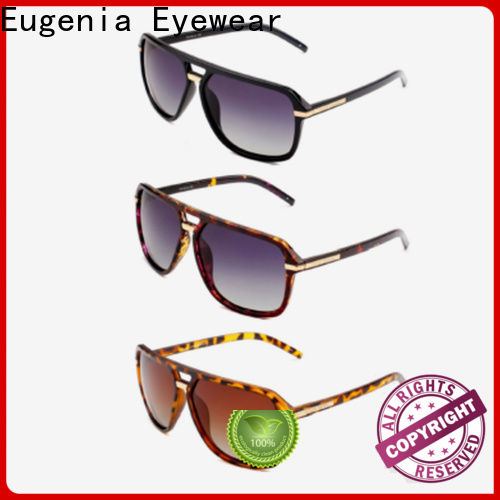 Eugenia custom wholesale fashion sunglasses popular fashion