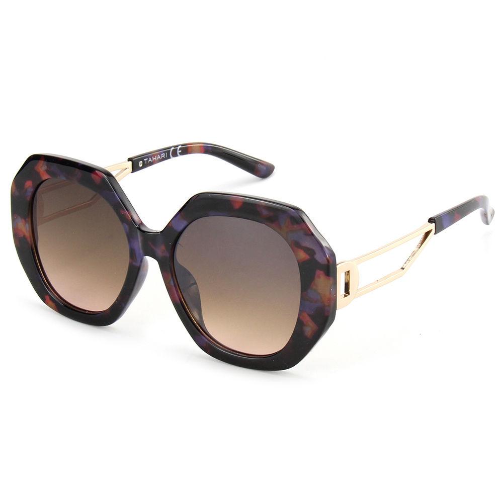 EUGENIA Wholesale Trendy Luxury Custom Vintage Oversized Polarized Fashion Mens Shades Sun Glasses Newest 2021 Women Sunglass