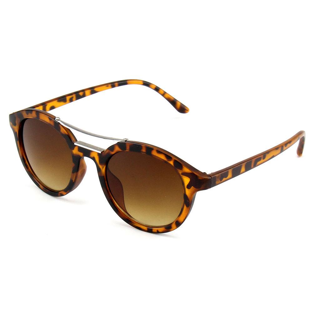 EUGENIA Retro Sunglasses 2021 Top Selling Glasses Plastic Metal Frame High Quality Unisex Round Sunglasses