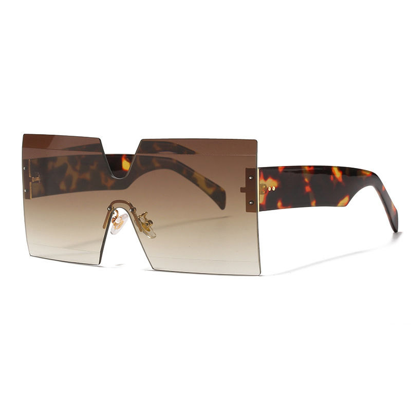 EUGENIA Wholesale Cheap Fashion Sunglasses PC One Piece Lens Sunglasses Wholesale Custom Oversized Glasses