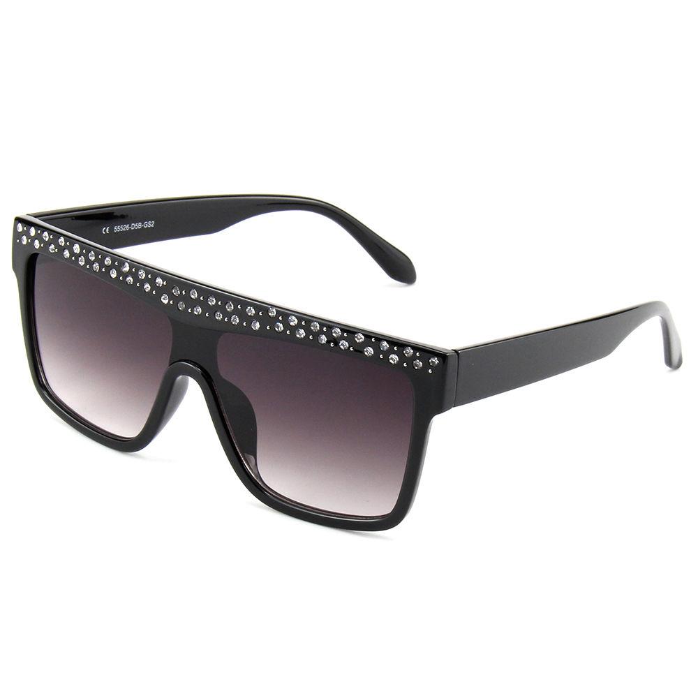 2021 New Fashion Lady Sunglasses Fashion Female Sun Glasses River Shades Sunglasses