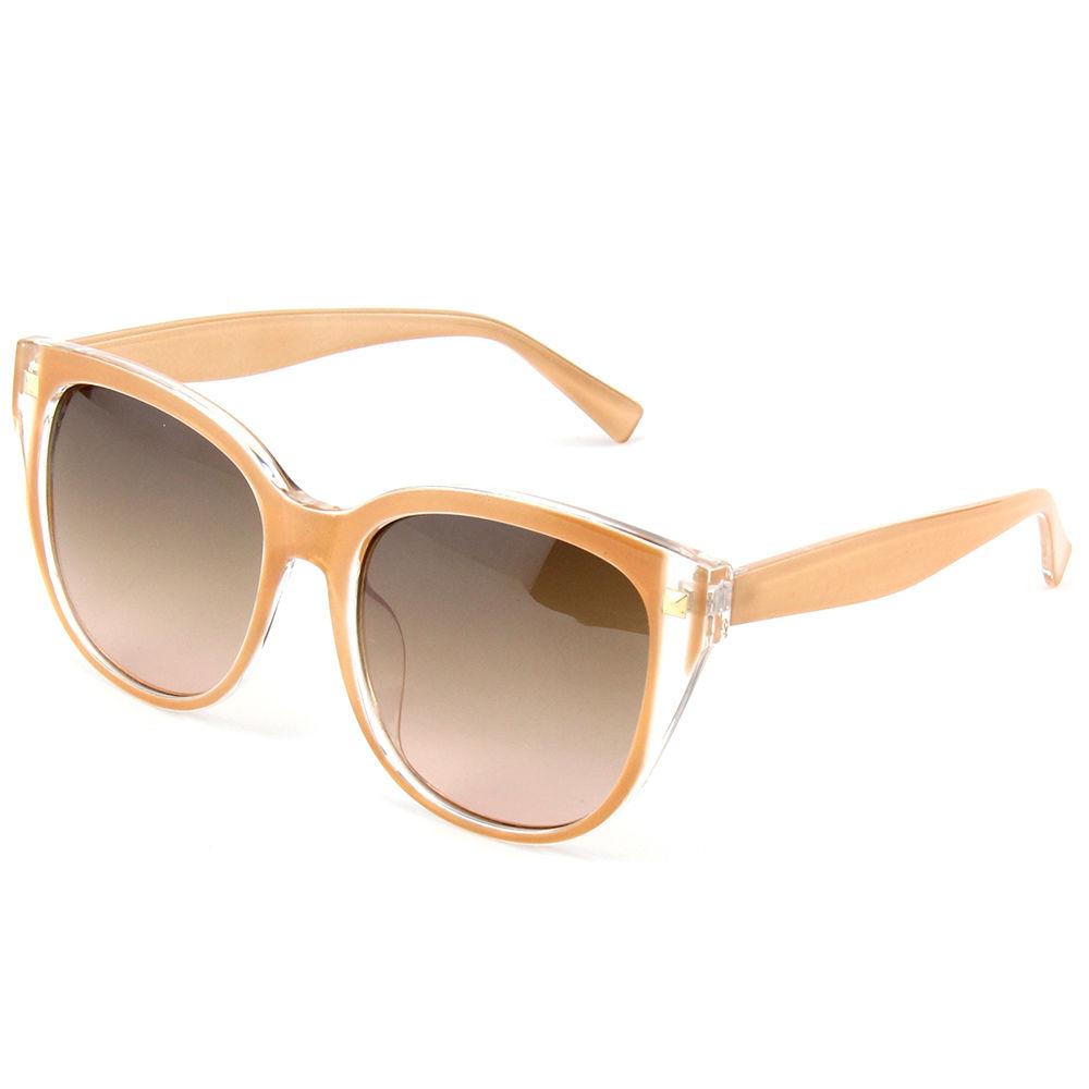 Vintage Oversized Women Sunglasses Hot Selling Fashion Female Ladies Cat Eye PC Sun Glasses