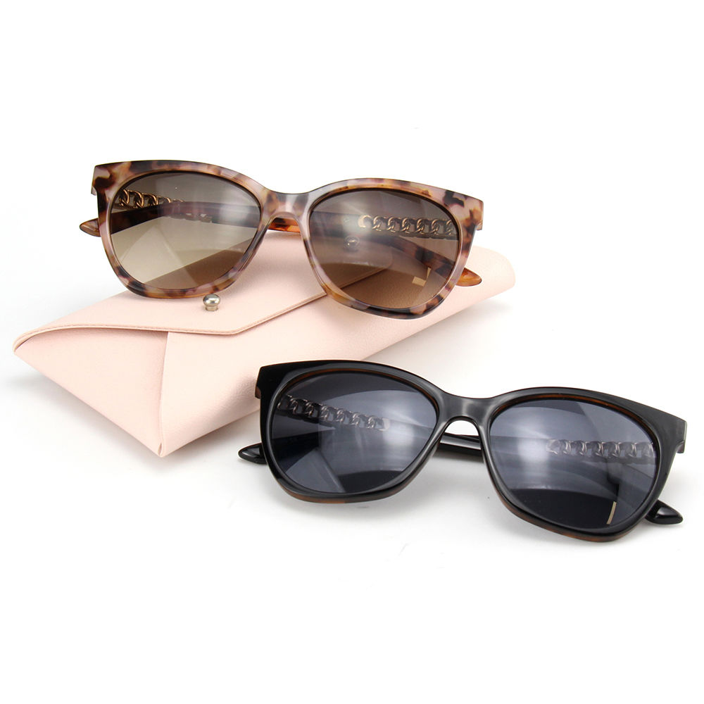 Cat Eye Frame Luxury Women Eyewear Vintage Woman China Manufacturers High Cp Sunglasses