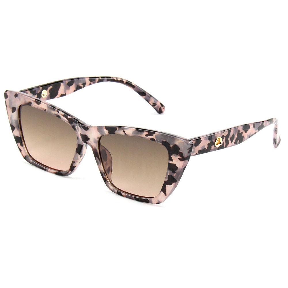 China Sun Glasses Factory Wholesale Travel Shopping Blue Lens Vintage Blue Sunglasses Wholesale