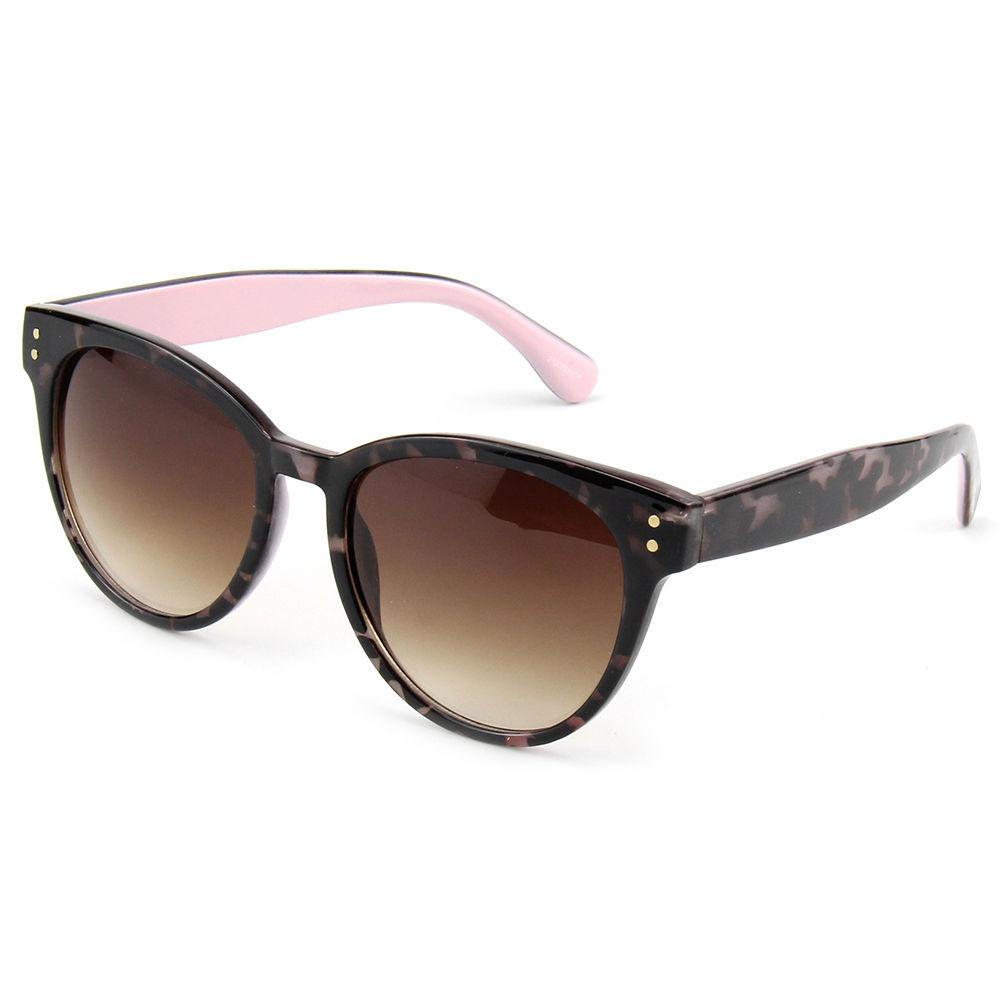 Newest Fashionable Ins Style Retro Thick Sun Shades Oversized Sunglasses Women 2021