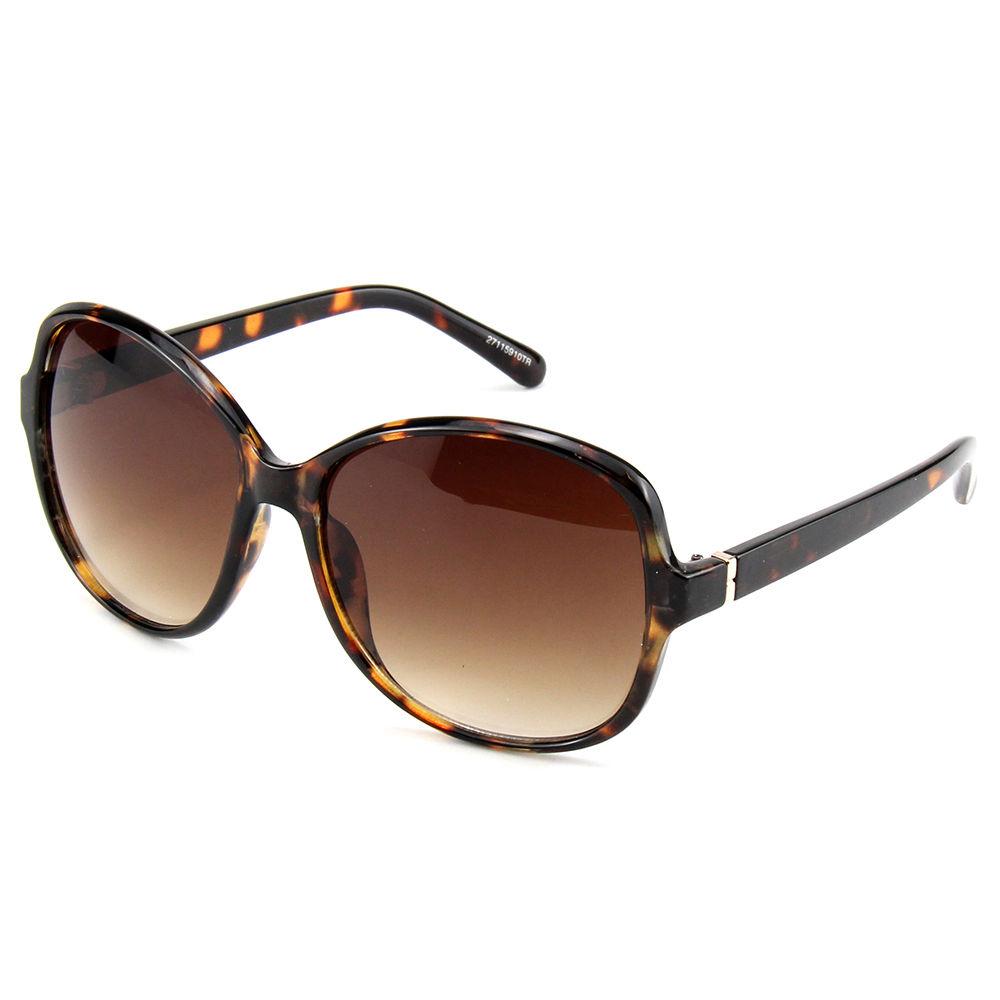 2021 Flat Top Oversize Round Sun Glasses Sunglasses Wholesale Sunglasses