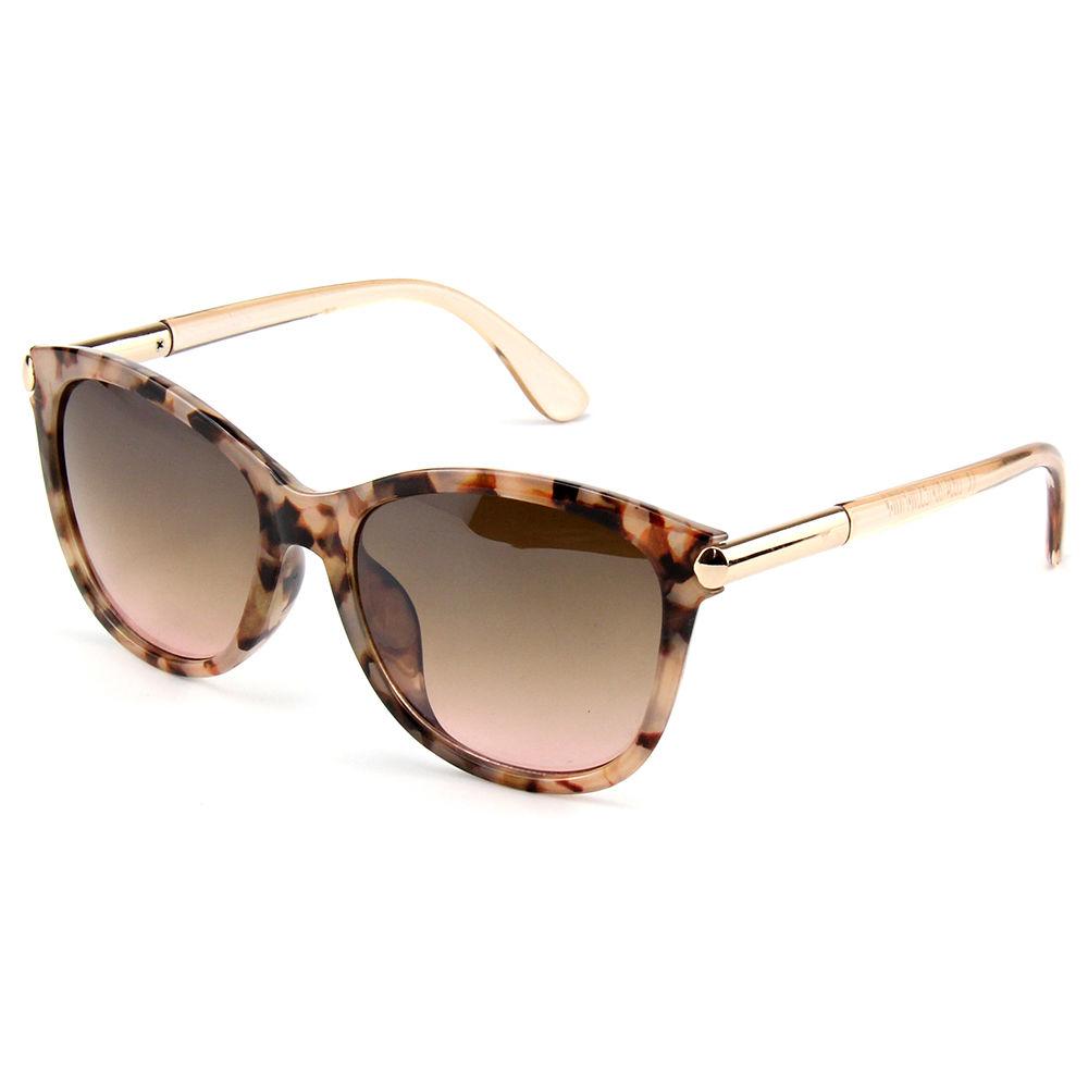 Fashion Oversized Women Sunglasses Plastic Female Big Frame Gradient Sun Glasses UV400 Gafas De Sol Sunglasses