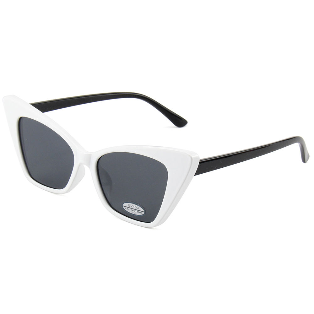 2021 New Trendy Womens Big Frame Shades Sunglasses Black White Women Rectangle Oversized Sunglasses 2021