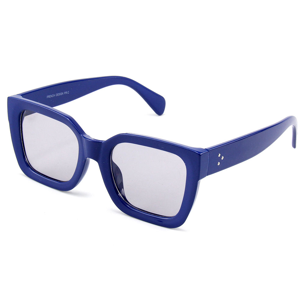 New Arrival Lady square Frame Sun Glasses UV400 Colorful Brand Designer Sunglasses