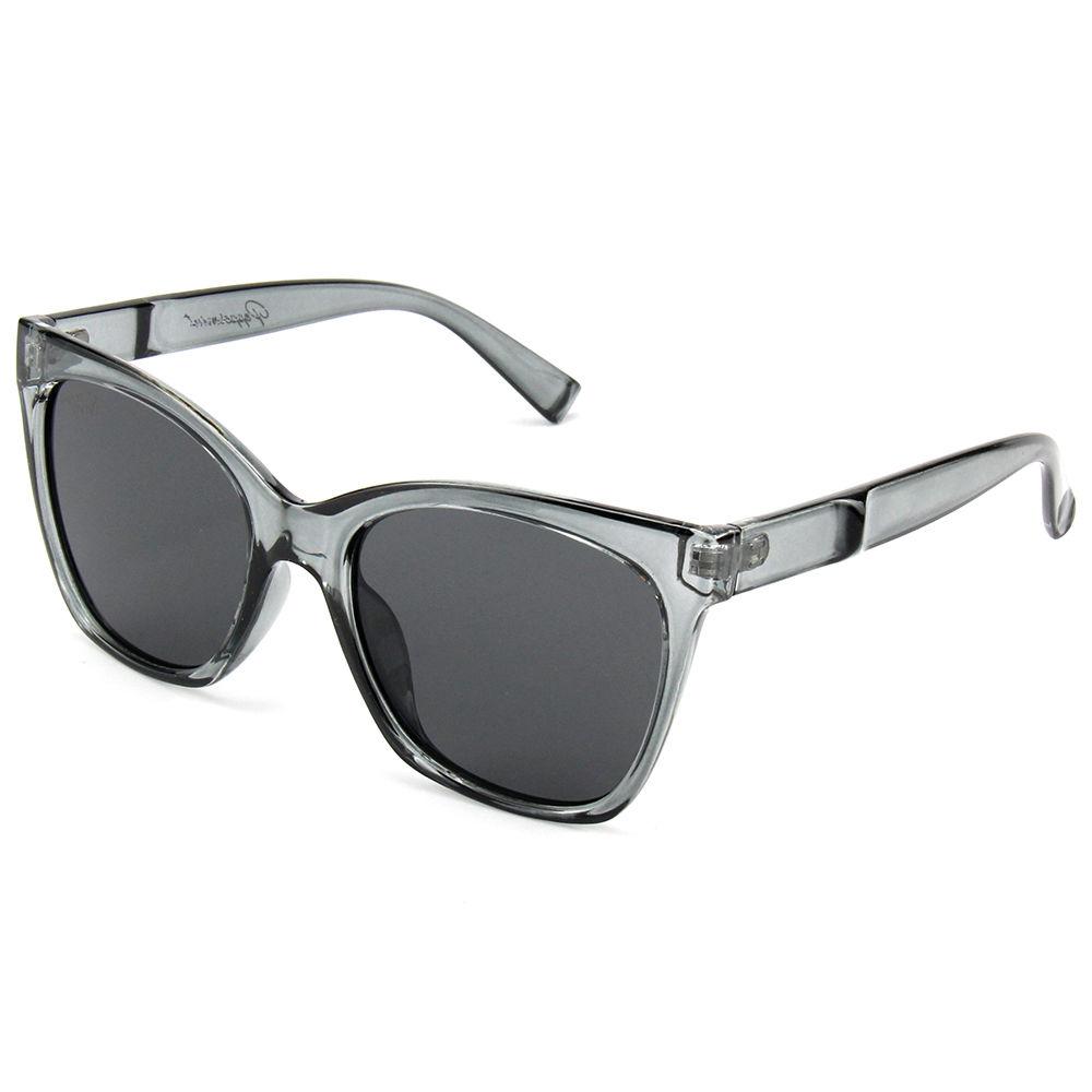 Fashion Big Frame Sunglasses for Women PC Polarized Driving UV Protection Stylish Design Oversized Sunglasses