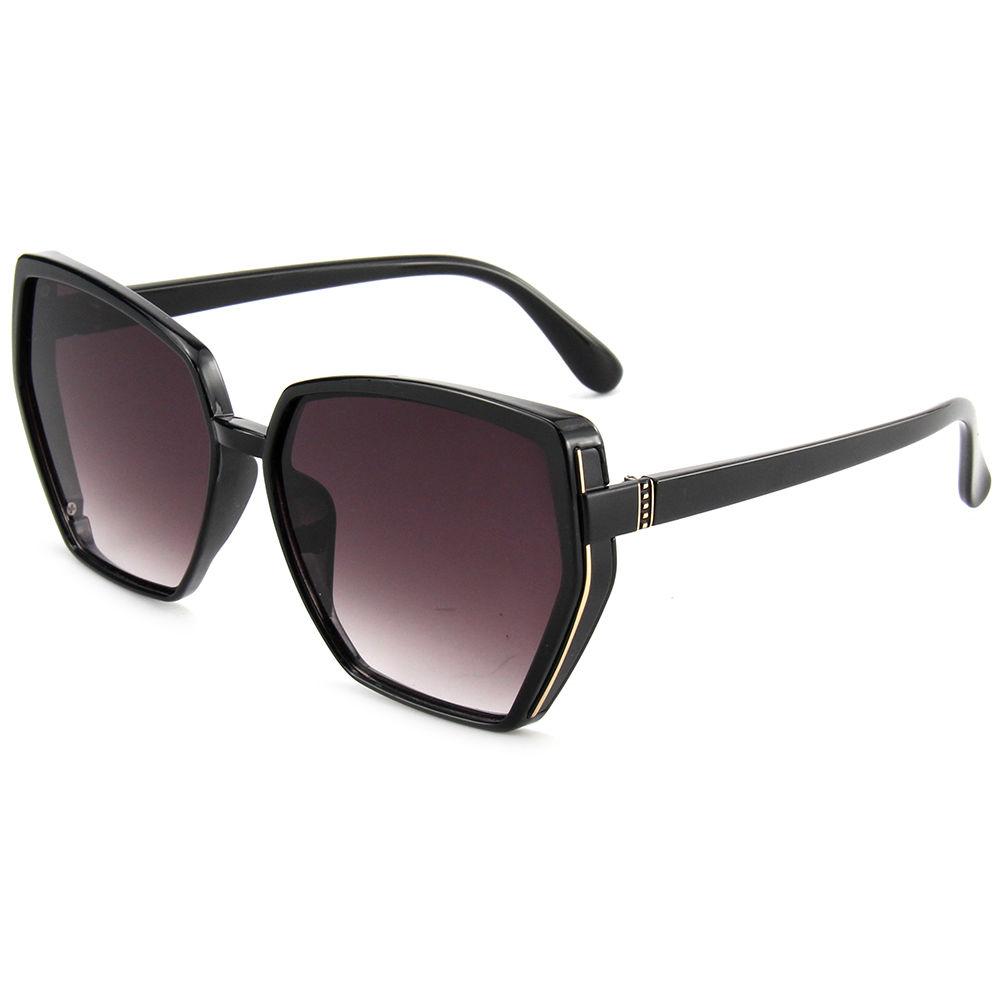 2020 Oversized Rinestone Sunglasses Women Retro Vintage Sunglasses Luxury Brand Big Frame Eyewear Big Shades