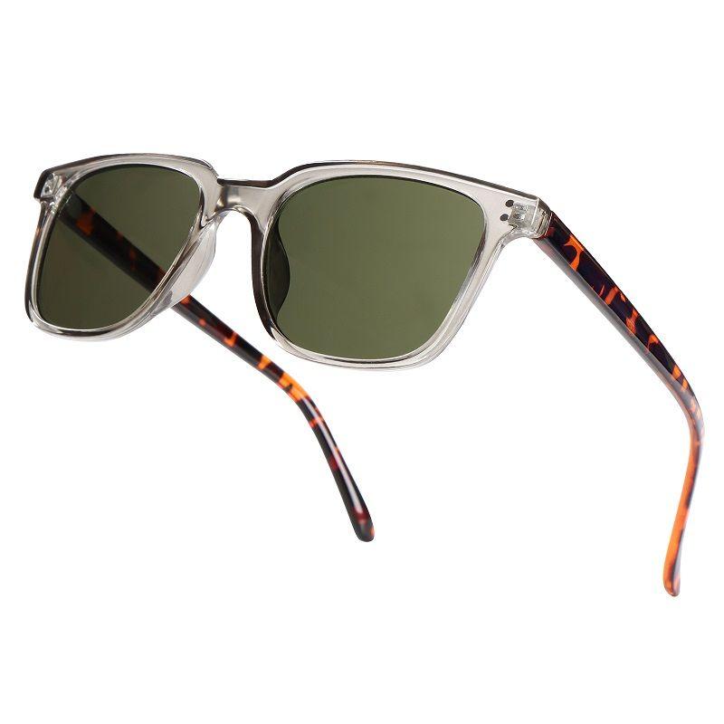 EUGENIA 2021 New Arrival High Quality Hinge Trendy Style Men Fashion Sunglasses