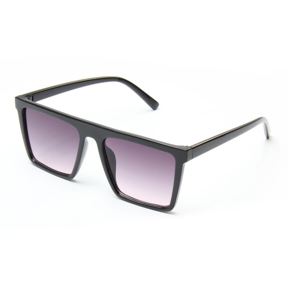 Hot Selling Men Luxury Brand Unisex Square Oversized Uv400 Shades Unisex Square Sunglasses