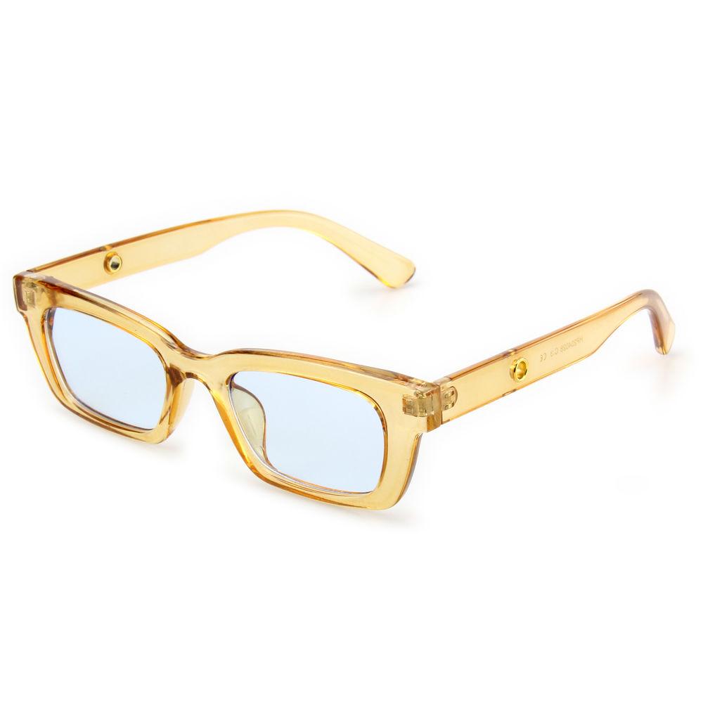 Newest Fashion Good Quality Plastic Frame Men Sun Glasses Trendy Unisex Custom Logo Sunglasses Women