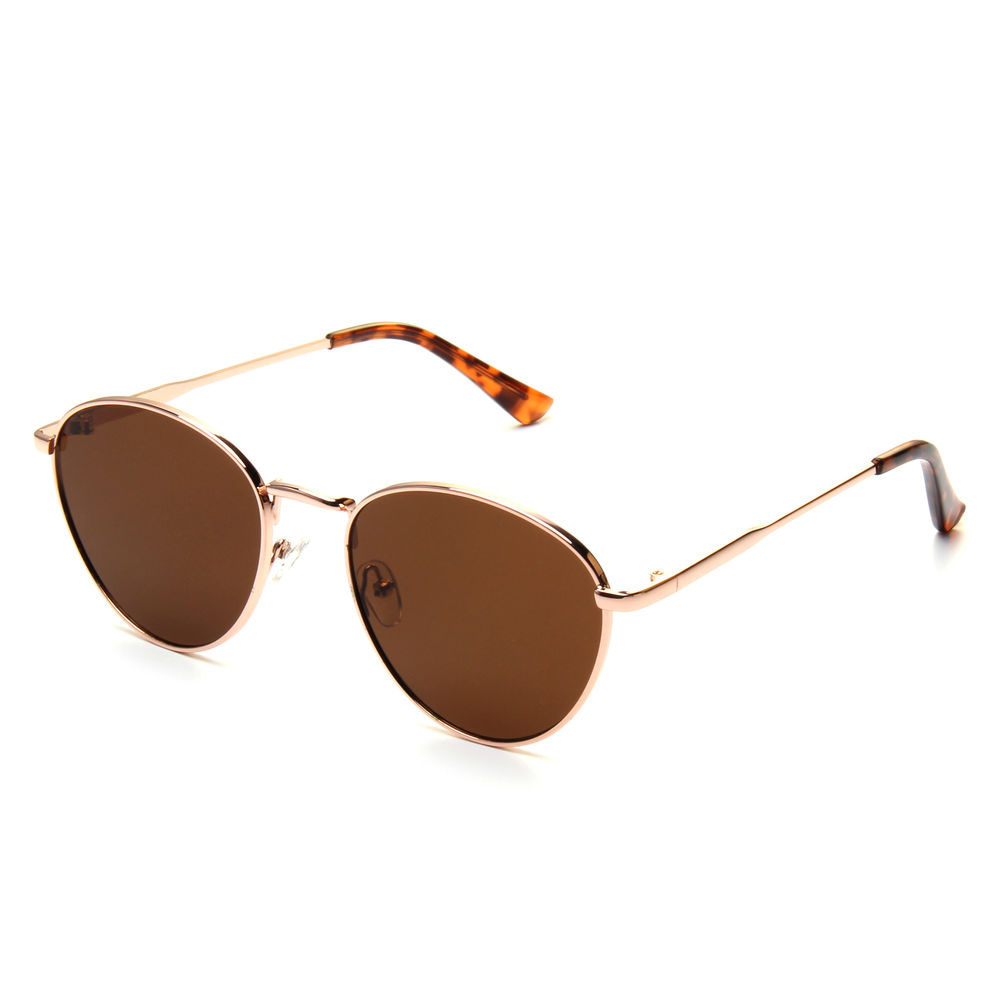 Hot China Factory Custom Ce Private Label Metal Sunglasses For Men Or Women