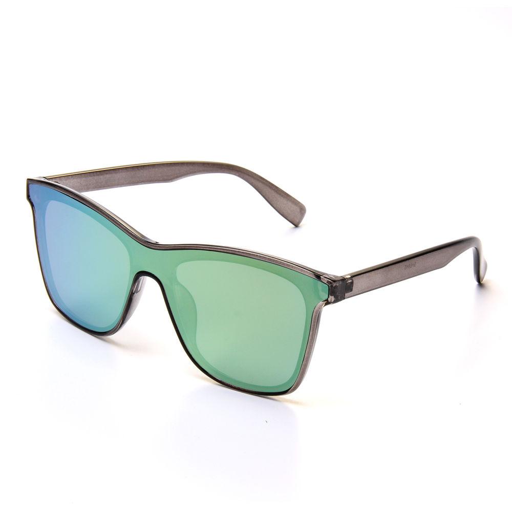 Men Women One Piece Lens Sunglasses 2021 China Plastic Sunglasses Uv400