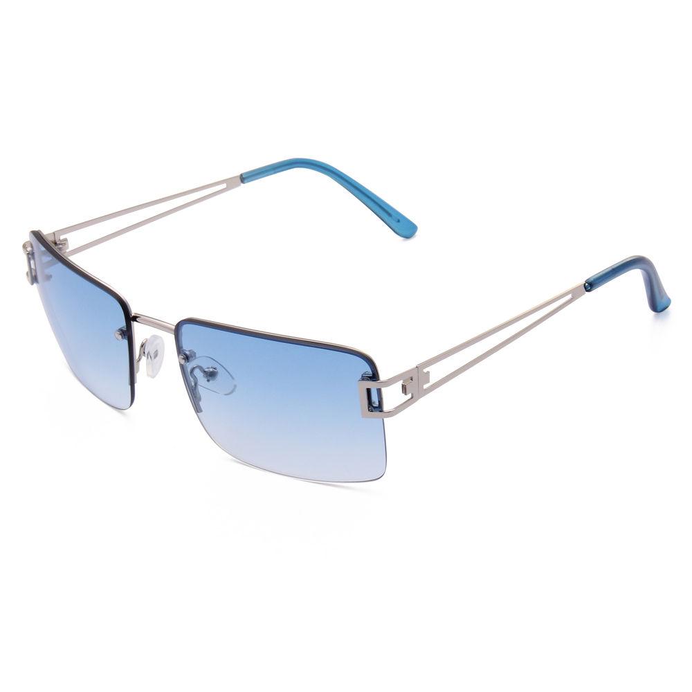 Ins Popular Fashion Squarte Metal Women Sunglasses Retro UV400 Eyewear Women Sun Glasses